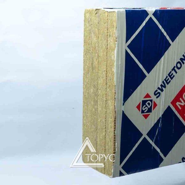 Минвата Технофас ЭФФЕКТ М135 (600х1200х100 мм) 1.44 кв.м.Плотность 135 кг/м.куб