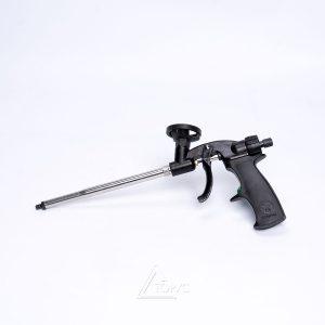 Пистолет д/пены Тефлон адаптер +4 насадки РТ-0606
