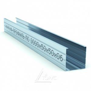 Профиль КНАУФ CW-100 3 м (0,60 мм)
