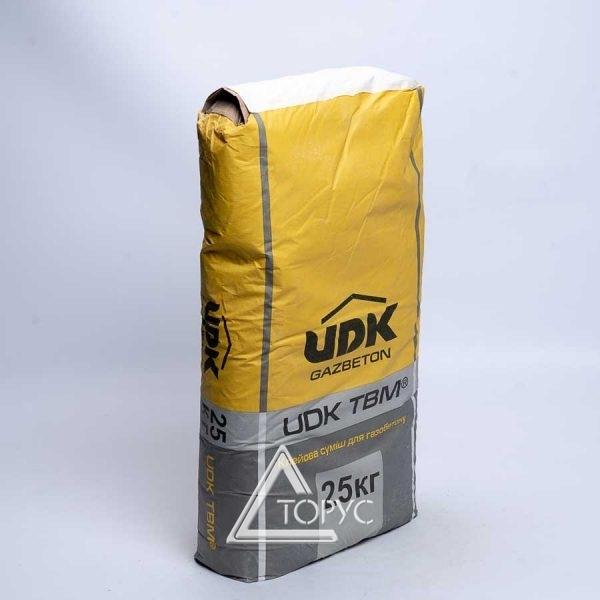 Клей для газобетона UDK (25 кг)