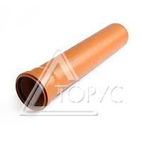 Труба РЫЖ 110*2,7 L1000 лег Мпласт