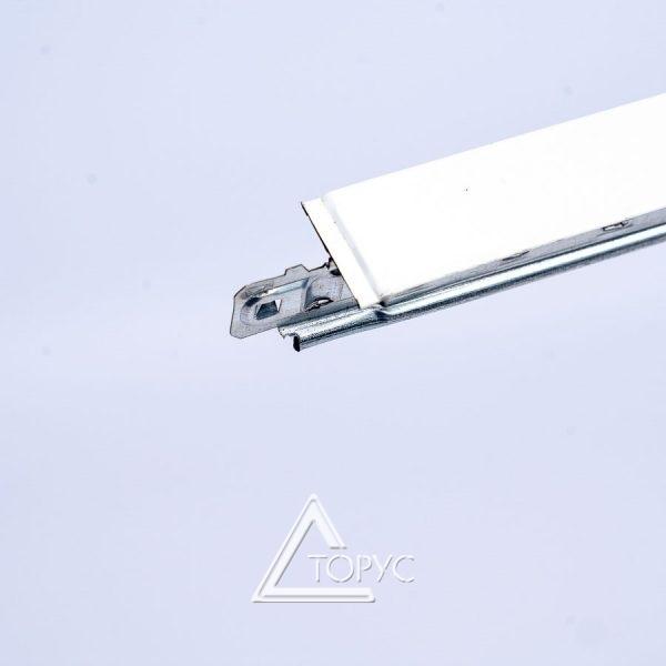Профиль основной белый 24мм 3,6 м VS