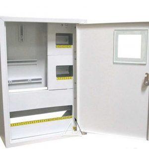 Шкаф монтажный распред. металл. ШМР-1Ф-8А-Н(355*190*140)