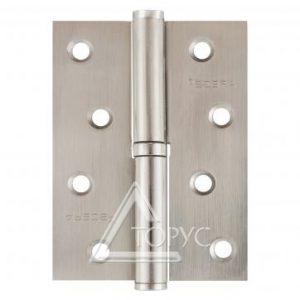 Петля универ. 100х75х2,5 В4-АВ серебро комплект 2 шт.