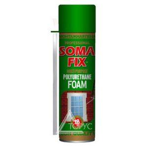 Пена SOMA FIX ручная 750 мл (50л)