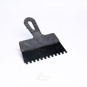 Шпатель с пластм. ручкой, 350 мм, зуб 8*8мм (Укр)