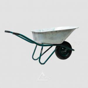 Тачка садовая 1-колесная WB6203,  65/140л , 150 кг