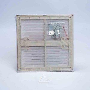 Решетка вентил 150*150RW