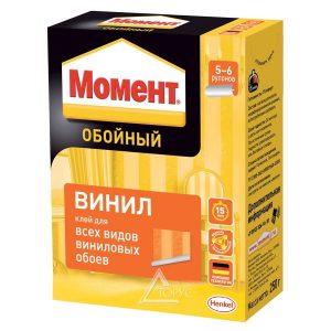 Клей д/обоев МОМЕНТ Винил (250 г)
