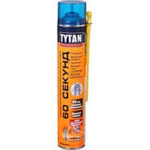 Пена-клей Tytan 60 Second проф. 750 мл
