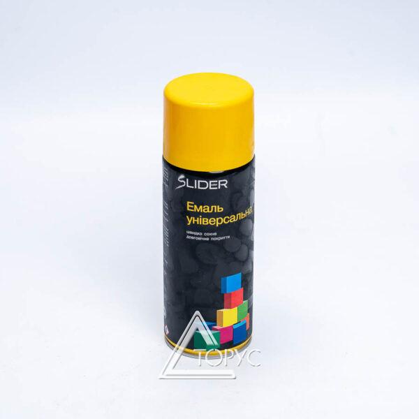 Аэрозоль желтый