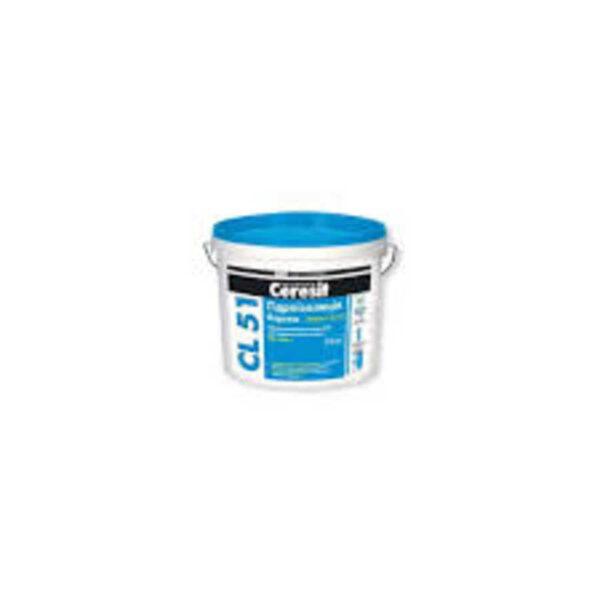 Однокомпонентная гидроизоляц мастика CL51 (7кг)