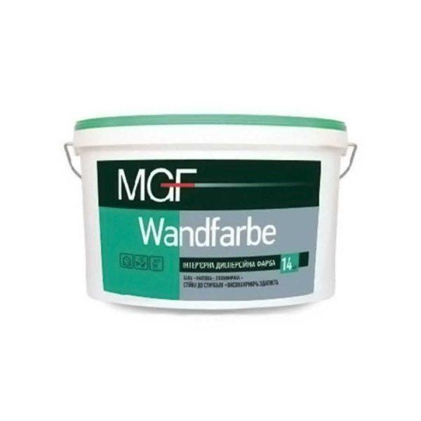 Краска MGF Wandfarbe M1a (10л, 14кг)