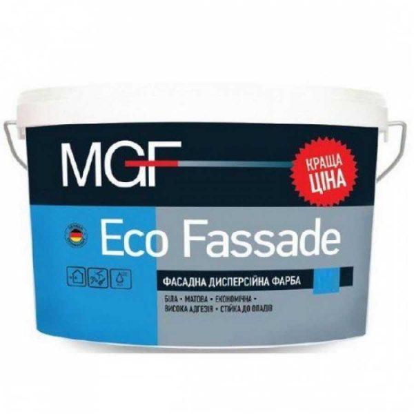 Краска MGF ЭКО ФАСАД М690 (1л, 1.4кг)
