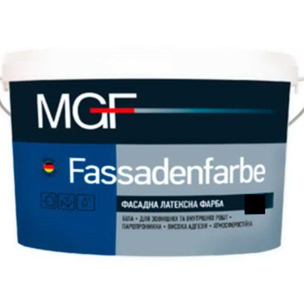 Краска фасадная MGF Fassadenfarbe M 90 (1л, 1,4кг)