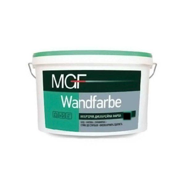 Краска MGF Wandfarbe M1a (3л, 3.5кг)