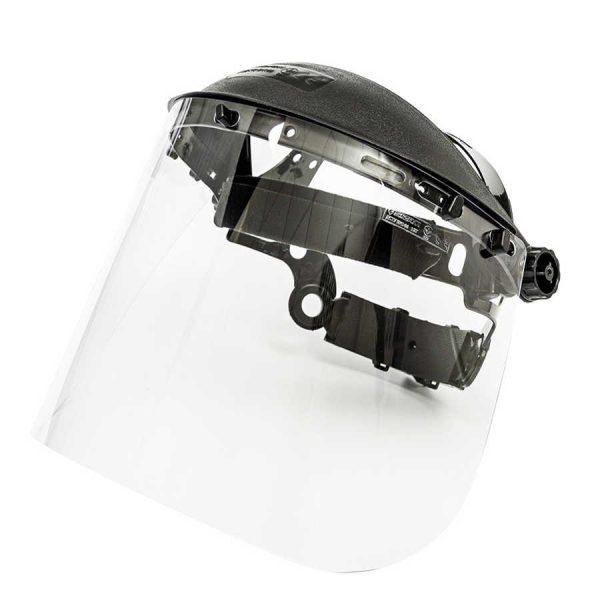 Щиток защитный SIZAM прозрачный с налобным креплением 35037