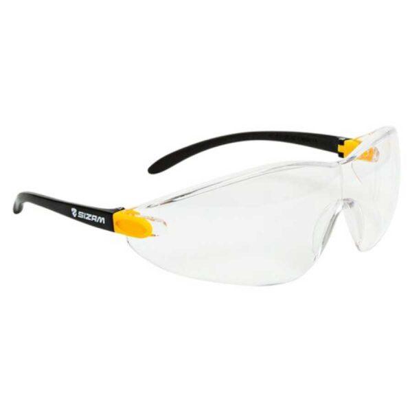 Очки защитные SIZAM открытые с прозрачными линзами I-MAX 2750 35049