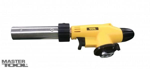 Газ.горелка с пъезо MasterTool 44-5039