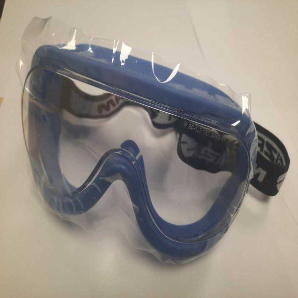 Очки защитные SIZAM закрытые SUPER VISION 2210 35092