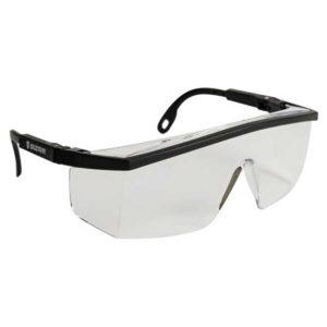 Очки защитные SIZAM открытые с прозрачными линзами ALFA SPEC 2710 35038