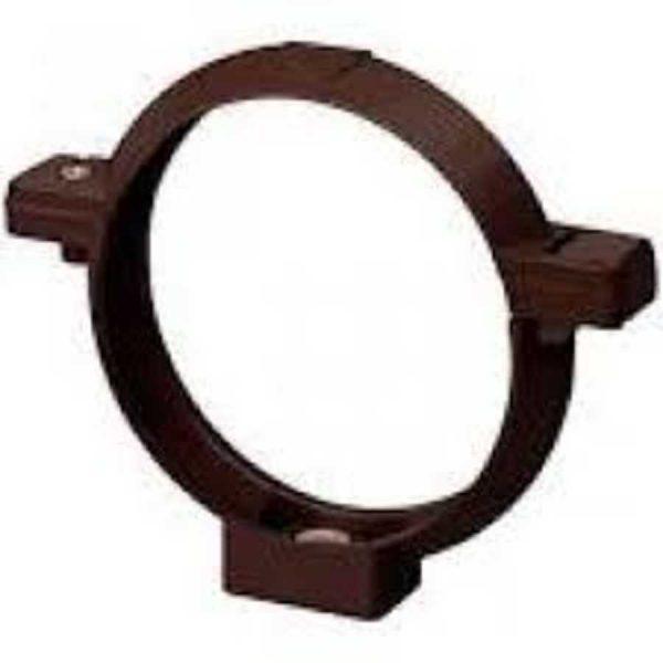 Кронштейн трубы 75 Rainway коричневый
