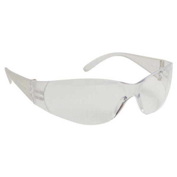 Очки защитные SIZAM открытые с прозрачными линзами FIT 2720 35043