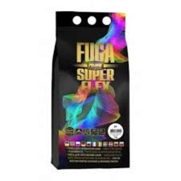 Фуга суперфлекс светло-коричневая №08 (2 кг)